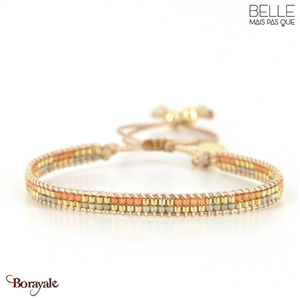 bracelet -Belle mais pas que- collection Golden Camel B-1191-CAML