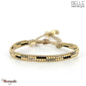 bracelet -Belle mais pas que- collection Golden Chic B-1191-CHIC
