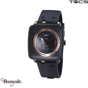 Montre  TACS T-Cam Homme Or rose