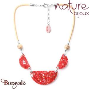 Collection Cheyenne, Collier Nature Bijoux 15--40021