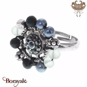 Collection Amy,  Bague Franck HERVAL 19--61351