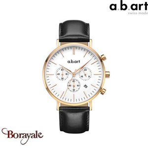 Montre A.B.ART, Série FT - 41 mm FT41-000-1L