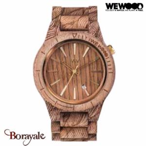 Montre en bois WEWOOD ASSUNT Nut Rough 70321-713