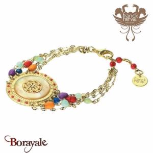 Collection Lorenza, Bracelet Franck HERVAL 13--62905