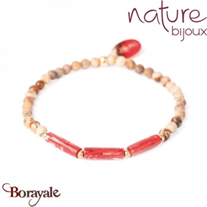 Collection Cappucino, Bracelet NATURE 13--30375