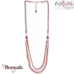 Collection Granada, Collier NATURE Bijoux 15--26582