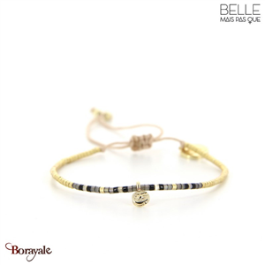 bracelet -Belle mais pas que- collection Golden Chic B-1828-CHIC