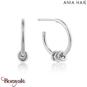 Collection Modern Minimalism, Boucles d'oreilles ANIA HAIE E002-05H