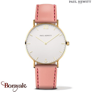 Montre PAUL HEWITT collection Sailor Line PH-SA-G-SM-W-24S