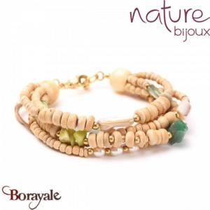 Collection Danube, Bracelet Nature Bijoux 13--31301