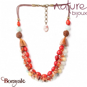 Collection Broceliande, Collier Nature Bijoux 15--27953