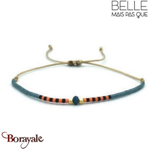 "Bracelet ""Belle mais pas que"" collection Golden Summer B-1098-GSU"