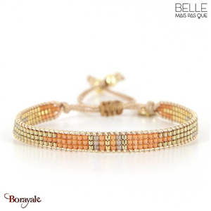 bracelet -Belle mais pas que- collection Golden Camel B-1192-CAML