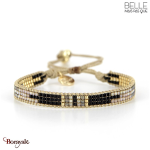 bracelet -Belle mais pas que- collection Golden Chic B-1192-CHIC