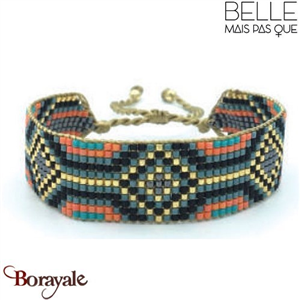 "Bracelet ""Belle mais pas que"" collection Golden Summer B-947-GSU"