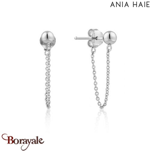Collection Modern Minimalism, Boucles d'oreilles ANIA HAIE E002-06H