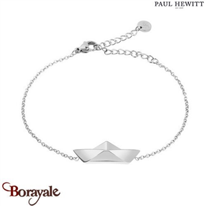 Bracelet Acier  PAUL HEWITT Collection Ahoy PH-B-PB-S