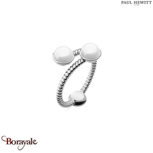 Bague -PAUL HEWITT- collection Anchor PH-FR-ROPE-S-56 taille 56