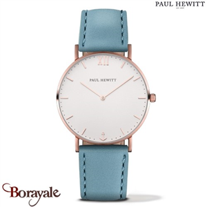Montre PAUL HEWITT collection Sailor Line PH-SA-R-SM-W-23S