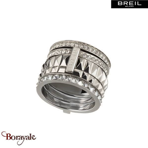 Bague -BREIL MILANO- collection Rockers TJ2585 taille 54