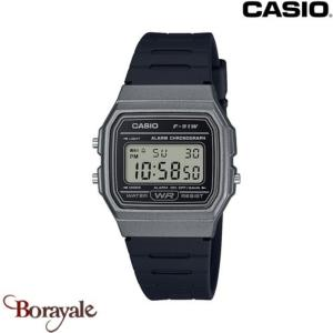 Montre CASIO Vintage collection F-91WM-1BEF