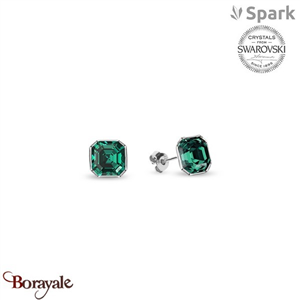 Boucles d'oreilles SPARK made with Swarovski Elements collection Impérial A037EM