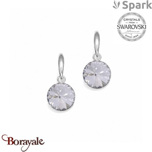 Boucles d'oreilles SPARK collection Candy made with Swarovski Elements A126W