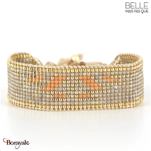 bracelet -Belle mais pas que- collection Golden Camel B-1794-CAML