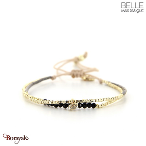 bracelet -Belle mais pas que- collection Golden Chic B-1817-CHIC
