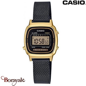 Montre CASIO Vintage collection LA670WEMB-1EF