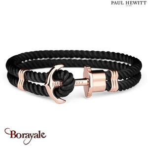 Bracelet PAUL HEWITT collection Phreps nylon PH-PH-N-R-B-M ( taille M )