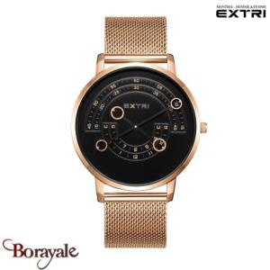 Montre EXTRI City Homme X3016RBMR