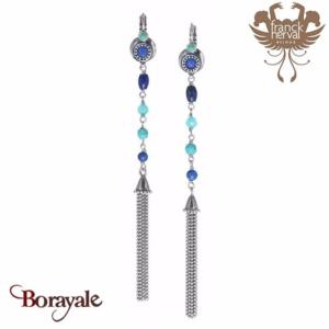 Collection Izia, Boucles d'oreilles Franck HERVAL 12--62821