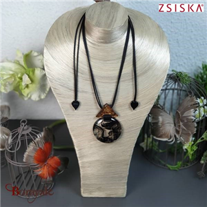 Collection Athéna, Collier ZSISKA Bijoux 5310203GBLKQ00