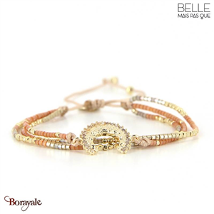 bracelet -Belle mais pas que- collection Golden Camel B-1797-CAML