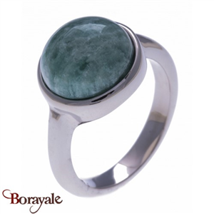 Collection Nature et élégance, Bague Amazonite YOLA IG-122-56