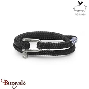 Bracelet PIG AND HEN Salty Steve Navy Taille M P10-63000-M