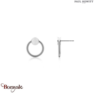 Boucles d'oreilles PAUL HEWITT collection Anchor PH-ER-RO-S