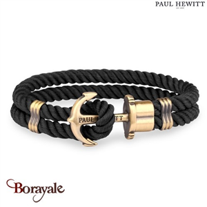 Bracelet PAUL HEWITT collection Phreps nylon PH-PH-N-B-M ( taille M )