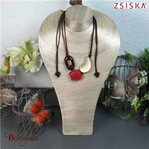 Collection Chorus, Collier ZSISKA Bijoux 8310102CHO4Q03