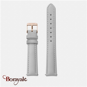 Bracelet montre Cluse Minuit Strap Grey/Rose Gold CLS319-CS1408101027