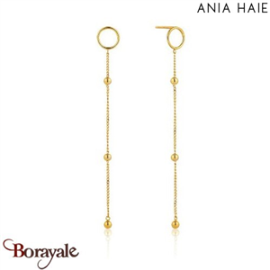Collection Modern Minimalism, Boucles d'oreilles ANIA HAIE E002-08G
