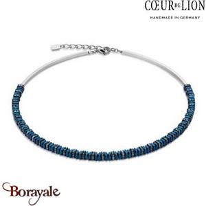 C700, Collier COEUR DE LION bijoux femme