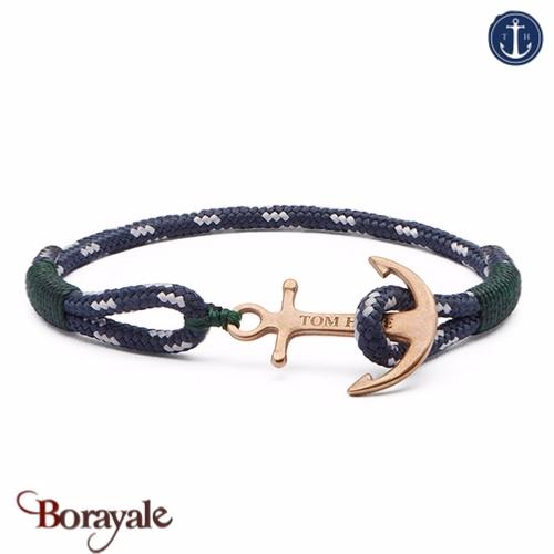 meilleur service 8d901 e30ff Bracelet ancre de marine tom hope mediterranean green l