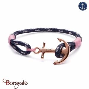 Bracelet ancre de marine tom hope XS rose gold