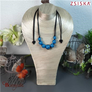 Collection Colourful Beads, Collier ZSISKA Bijoux 40101219224Q07