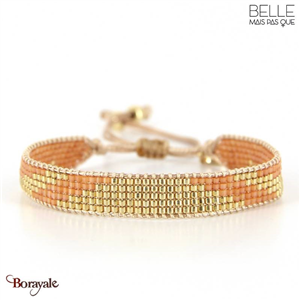 bracelet -Belle mais pas que- collection Golden Camel B-1796-CAML