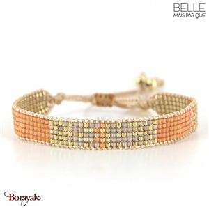 bracelet -Belle mais pas que- collection Golden Camel B-1798-CAML