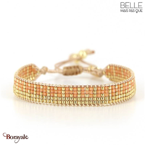 bracelet -Belle mais pas que- collection Golden Camel B 1800-CAML