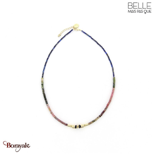 Collier -Belle mais pas que- collection Noa C6 NOA-C6